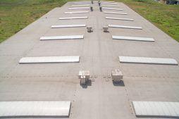 świetliki dachowe - hala produkcyjna, dla Wiefferink, Wykroty, woj. dolnośląskie