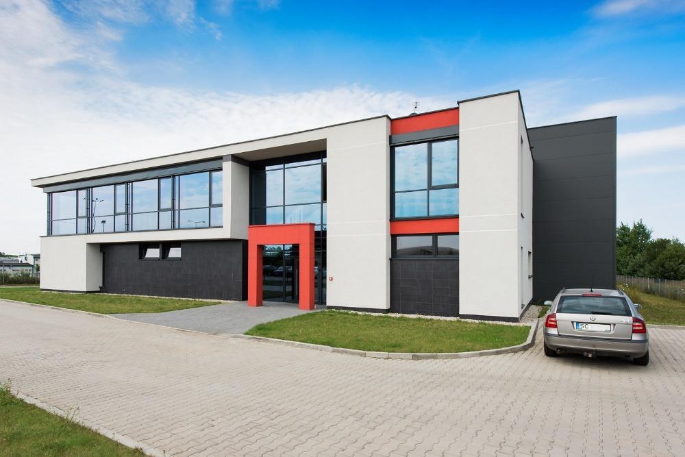 widok ogólny - hala produkcyjna, dla Ferrum-Profil System, Częstochowa, woj. śląskie