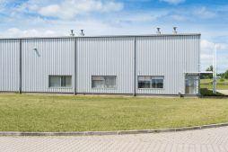 okna części biurowej 1 - hala produkcyjna, dla Wiefferink, Wykroty, woj. dolnośląskie