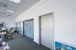 pomieszczenie biurowe - hala produkcyjna z budynkiem biurowym, dla Irmark, Warszawa, woj. mazowieckie