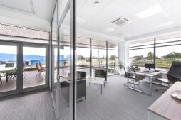 pomieszczenie biurowe 9 - hala magazynowa z budynkiem biurowym, dla Sun Garden Poland, Malanów