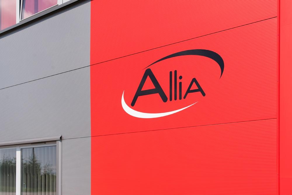 logo inwestora - hala produkcyjna z częścią biurową, dla Pritip, Puławy, woj. lubelskie