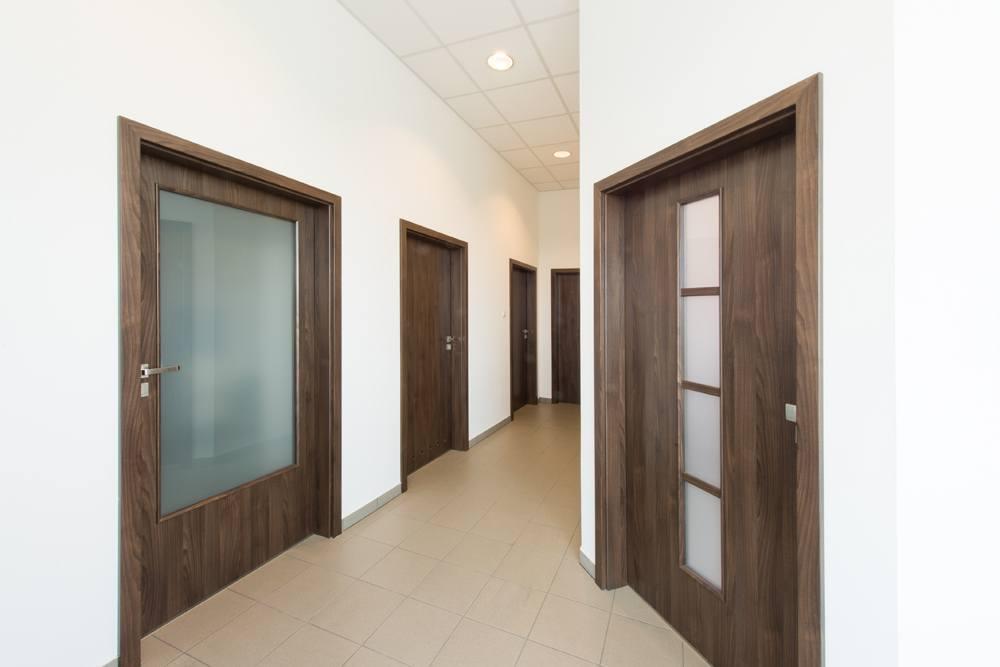 korytarz - hala produkcyjna z częścią biurową, dla Pritip, Puławy, woj. lubelskie