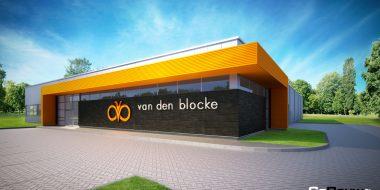 Kompleksowa realizacja inwestycji dla firmy Van Den Blocke.Pl