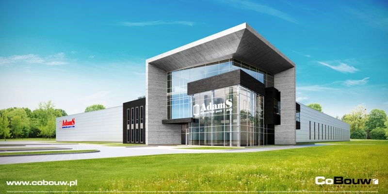 Budowa dla firmy AdamS Henryk Pędzich