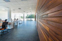 pomieszczenie biurowe 2 - sortownia owoców z częścią biurową, dla Europejskie Centrum Owocowe, Rębowola