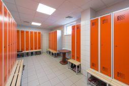 pomieszczenie socjalne - hala produkcyjna z częścią socjalną, dla Marva International, Poznań, woj. wielkopolskie