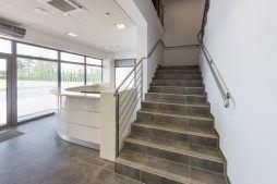 schody - sortownia i przechowalnia owoców z częścią biurową, dla Gaik, Witalówka