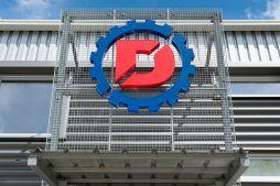 logo inwestora 2 - hala produkcyjna z częścią socjalno-biurową, dla Danmar, Łódź, woj. łódzkie