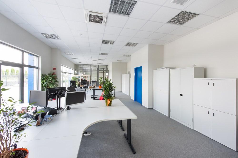 pomieszczenie biurowe 3 - hala handlowa, dla Koopman International, Komorniki, woj. wielkopolskie