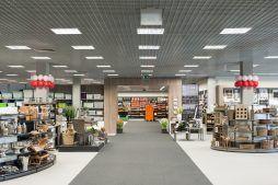 pomieszczenie handlowe - hala handlowa, dla Koopman International, Komorniki, woj. wielkopolskie