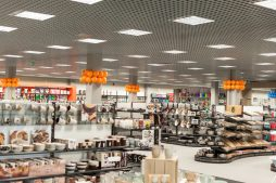 pomieszczenie handlowe 1 - hala handlowa, dla Koopman International, Komorniki, woj. wielkopolskie