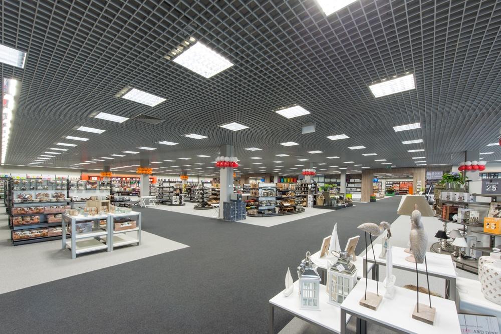 pomieszczenie handlowe 3 - hala handlowa, dla Koopman International, Komorniki, woj. wielkopolskie