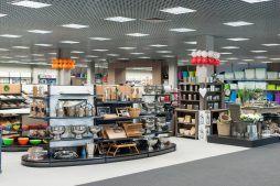 pomieszczenie handlowe 5 - hala handlowa, dla Koopman International, Komorniki, woj. wielkopolskie