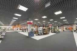 pomieszczenie handlowe 6 - hala handlowa, dla Koopman International, Komorniki, woj. wielkopolskie