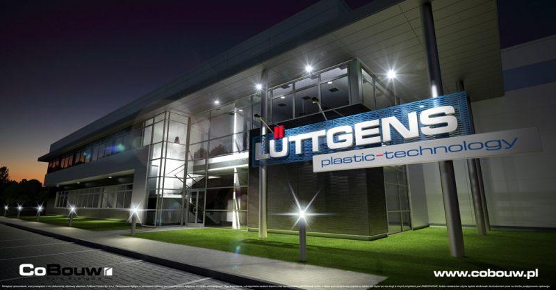 Realizacja inwestycji dla firmy Lüttgens Polska