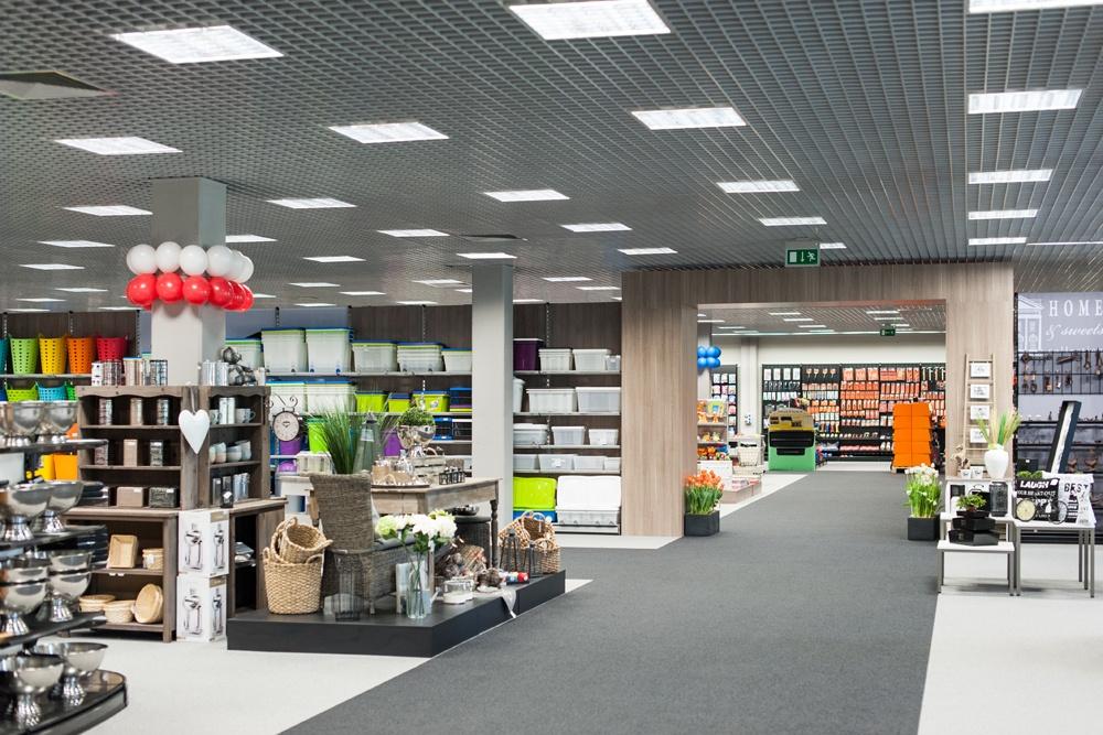 pomieszczenie handlowe 7 - hala handlowa, dla Koopman International, Komorniki, woj. wielkopolskie