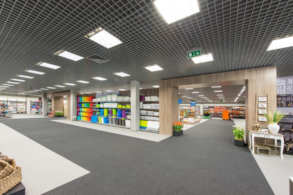 pomieszczenie handlowe 8 - hala handlowa, dla Koopman International, Komorniki, woj. wielkopolskie