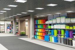 pomieszczenie handlowe 9 - hala handlowa, dla Koopman International, Komorniki, woj. wielkopolskie