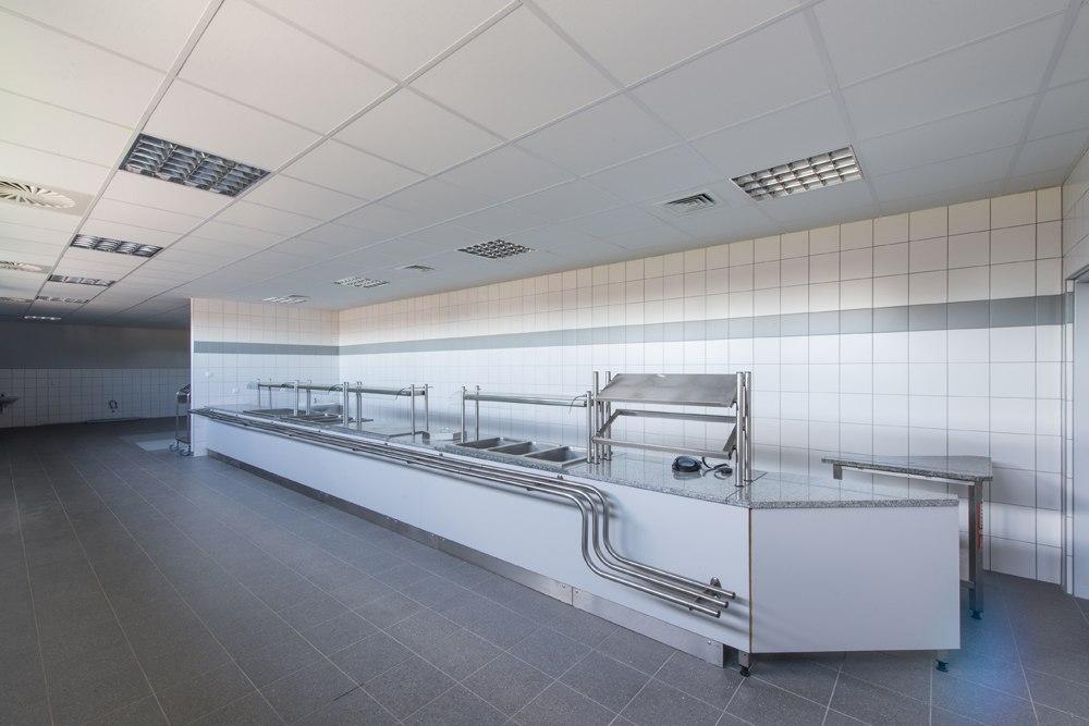 zaplecze technologiczne - hala produkcyjno-magazynowa z budynkiem biurowym, dla Duomat, Choszczno