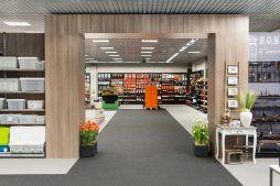 pomieszczenie handlowe 10 - hala handlowa, dla Koopman International, Komorniki, woj. wielkopolskie