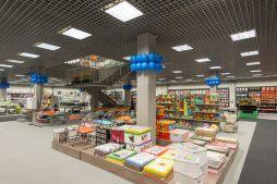 pomieszczenie handlowe 11 - hala handlowa, dla Koopman International, Komorniki, woj. wielkopolskie