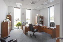 pomieszczenie biurowe - hala produkcyjna z budynkiem biurowym, dla Adams, Mrągowo, woj. warmińsko-mazurskie
