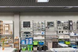 pomieszczenie handlowe 12 - hala handlowa, dla Koopman International, Komorniki, woj. wielkopolskie