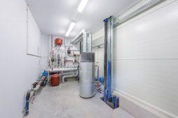 pomieszczenie techniczne - hala produkcyjna z budynkiem biurowym, dla Meblomaster, Węgrów, woj. mazowieckie