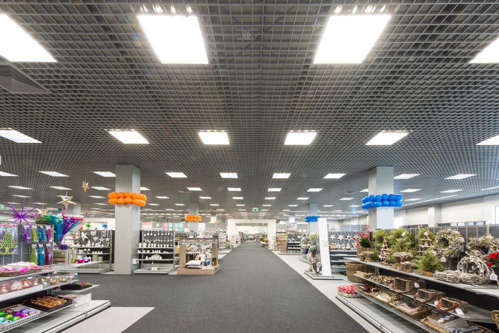 pomieszczenie handlowe 14 - hala handlowa, dla Koopman International, Komorniki, woj. wielkopolskie