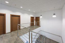 korytarz - sortownia i przechowalnia owoców z częścią biurową, dla Gaik, Witalówka
