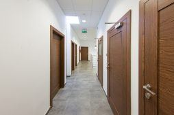 korytarz 1 - sortownia i przechowalnia owoców z częścią biurową, dla Gaik, Witalówka