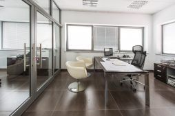 pomieszczenie biurowe 1 - sortownia i przechowalnia owoców z częścią biurową, dla Gaik, Witalówka