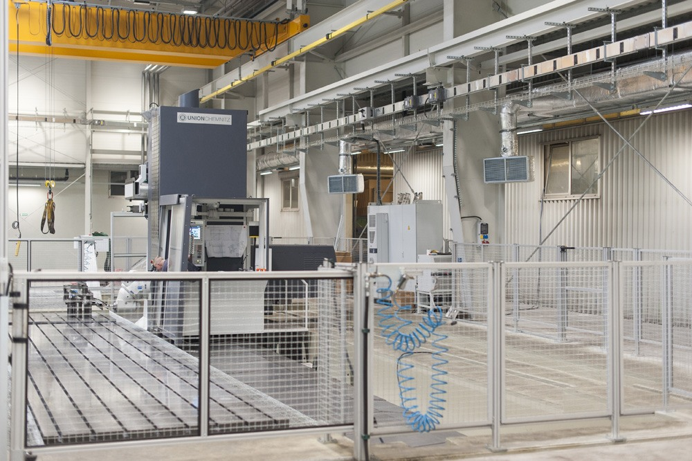 zaplecze technologiczne 1 - hala produkcyjna, dla Rotox, Pokój, woj. opolskie