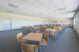 pomieszczenie socjalne - hala produkcyjna z częścią biurową, dla Leann Stańczyk, Słupsk, woj. pomorskie