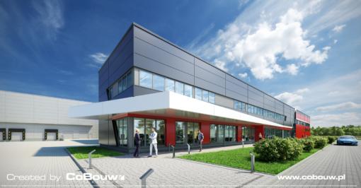 Inwestycja zaprojektuj i wybuduj dla firmy Intap