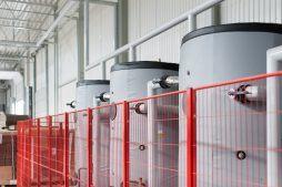instalacja technologiczna - hala produkcyjna z budynkiem biurowym, dla Uniservice, Skarbimierz, woj. opolskie