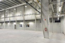 zdjęcie wnętrza obiektu - hala produkcyjna, dla Rotox, Pokój, woj. opolskie