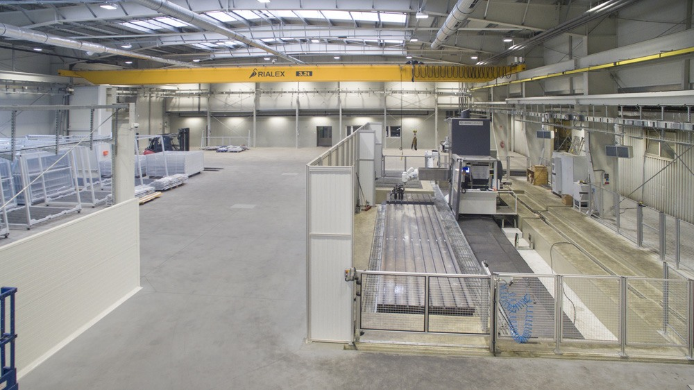 zaplecze technologiczne 3 - hala produkcyjna, dla Rotox, Pokój, woj. opolskie