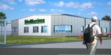 Budowa dla firmy Biomaxima S.A.