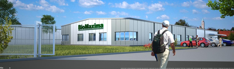 Budowa dla BioMaxima SA