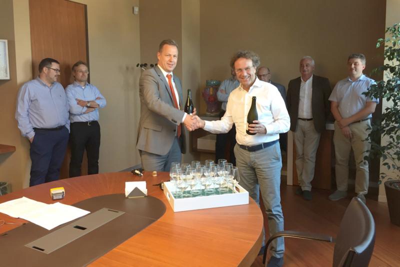 Inwestycja dla Sirmax Polska Sp. z o.o.
