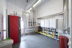 pomieszczenie techniczne - hala produkcyjna z budynkiem biurowym, dla NWM, Gubin, woj. lubuskie