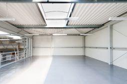 I kondygnacja hali 1 - hala produkcyjna, dla Rollico Rolling Components, Lubliniec, woj. śląskie