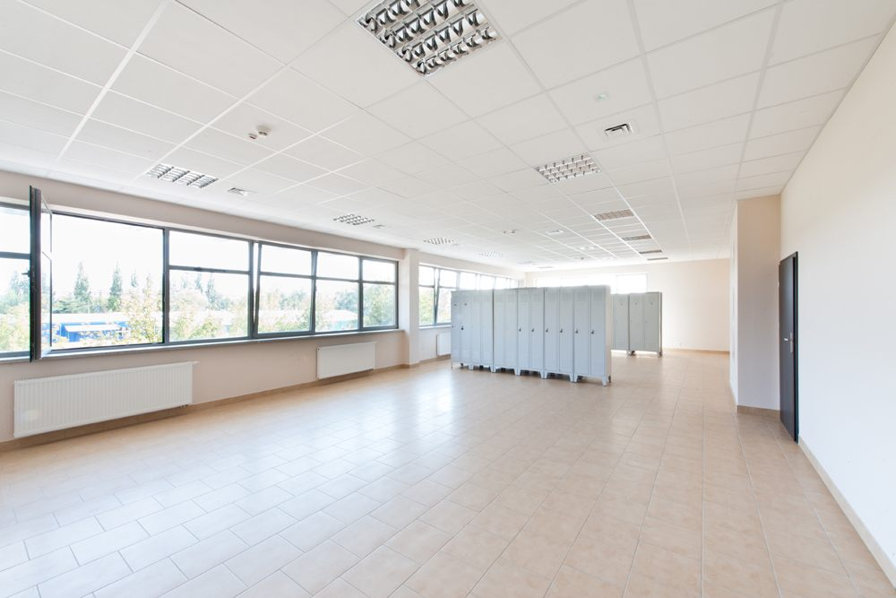 pomieszczenie socjalne - hala magazynowa z budynkiem biurowym, dla Refleks, Białystok, woj. podlaskie