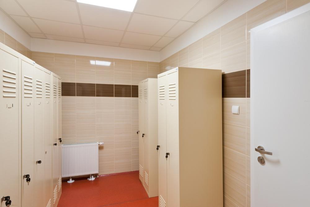 pomieszczenie socjalne - hala produkcyjna z częścią biurową, dla BioMaxima, Lublin, woj. lubelskie