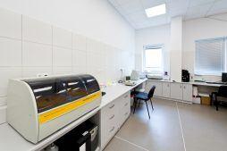 pomieszczenie biurowe - hala produkcyjna z częścią biurową, dla BioMaxima, Lublin, woj. lubelskie
