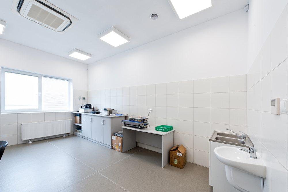 pomieszczenie biurowe 1 - hala produkcyjna z częścią biurową, dla BioMaxima, Lublin, woj. lubelskie