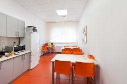 pomieszczenie socjalne 1 - hala produkcyjna z częścią biurową, dla BioMaxima, Lublin, woj. lubelskie