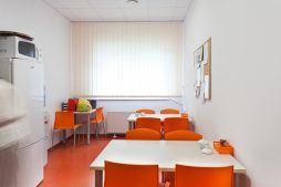 pomieszczenie socjalne 2 - hala produkcyjna z częścią biurową, dla BioMaxima, Lublin, woj. lubelskie